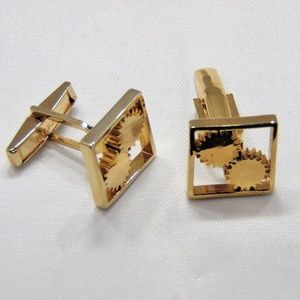 Other - Vintage Gear Cuff links for Engineer or Mechanic